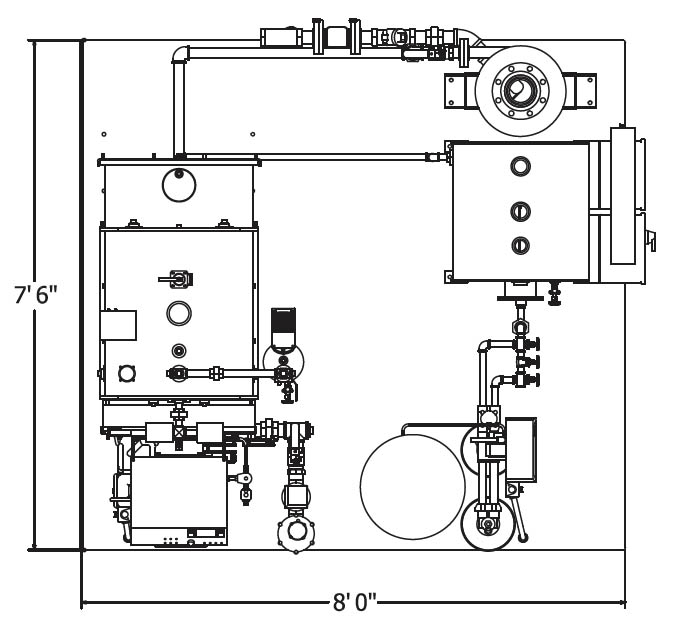 Low Pressure Steam System – L.E.S Boilers | Horizontal Boilers ...
